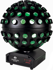 ADJ Spherion Tri LED - Click Image to Close