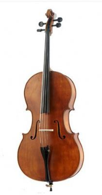 SANDNER 4/4 CELLO OUTFIT