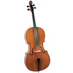 SANDNER 1/4 CELLO OUTFIT + BOW+ BAG