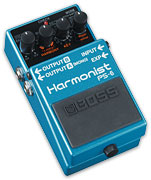 Boss PS6 Pedal Harmonist